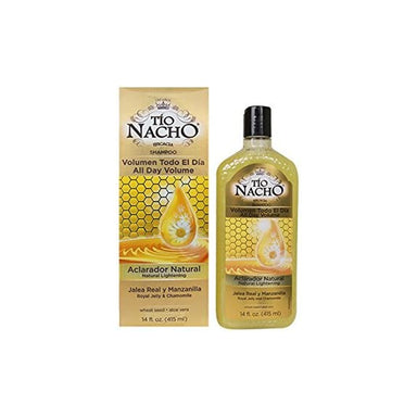 Tio Nacho Natural Lightening Shampoo, 14 Fluid Ounce