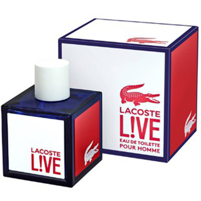 Lacoste Live Male 100ML EDT Spray