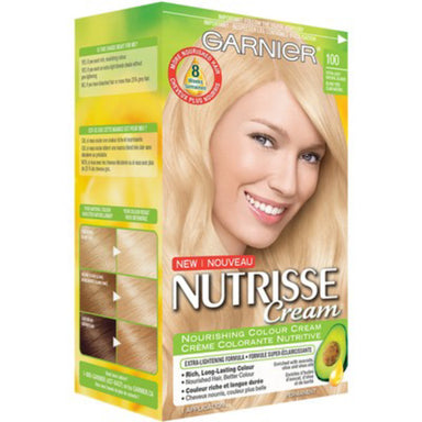 Nutrisse Nourishing Colour Cream Permanent Hair Colour