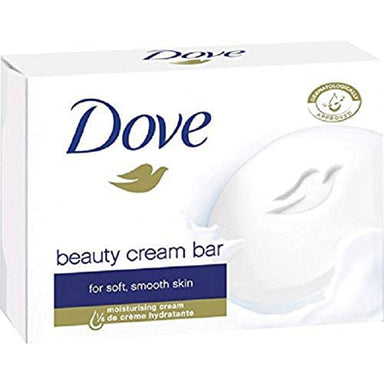 Dove Beauty Bar Soap 100G White Original
