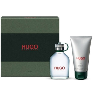 Set - Hugo Boss 75ML EDT Spray + 100ML Shower Gel