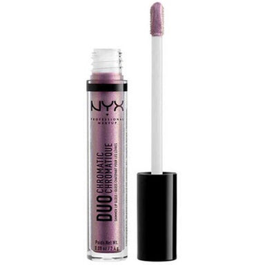 NYX Professional Makeup Duo Chromatic Lip Gloss, Gypsy Dream0.08oz