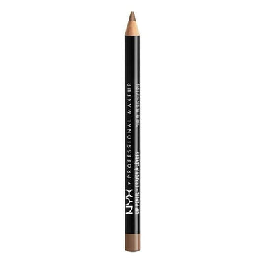 NYX Slim Lip Liner Pencil -Color Cappuccino - Slp 805, 1 Count