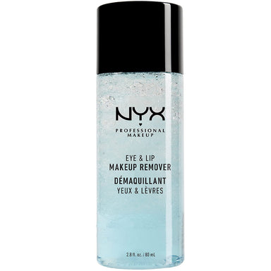 NYX Professional Makeup Eye And Lip Makeup Remover, Clear/Blue