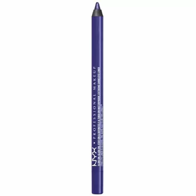 NYX Professional Makeup Slide On Pencil, Waterproof Eyeliner Pencil, Pretty Violet, 1 Count