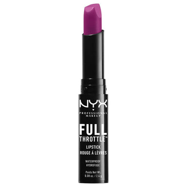 NYX Professional Makeup Full Throttle Lipstick