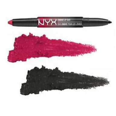 NYX Ombre Lip Duo, 0.14 g