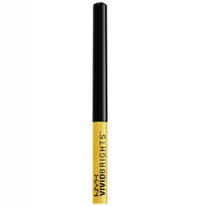 NYX Professional Makeup Vivid Brights Liner, Halo, 0.068 Fluid Ounce, 1 count