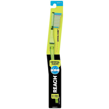 J&J Reach Toothbrush Total Care Soft w/ Cap