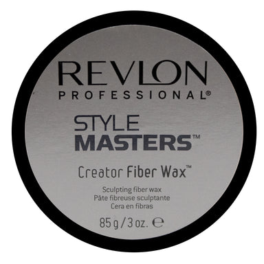 Revlon Style Masters Creator Fiber Wax, Natural, 85G