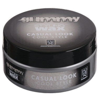 Gummy Styling Wax, Casual Look Cool Style, 5oz