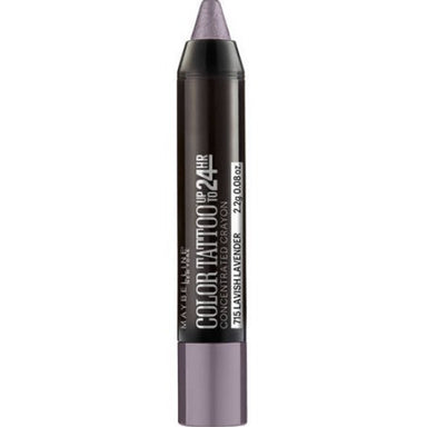 Maybelline New York Eyestudio Colortattoo Concentrated Crayon Eye Color, Lavish