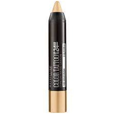 Maybelline Colour Tattoo 24hr Concentrated Eye Shadow Crayon Barely Beige 700