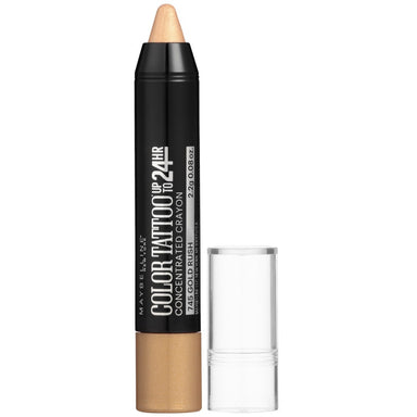 Maybelline Eye Studio Color Tattoo 24HR Concentrated Crayon - 745 Gold Rush