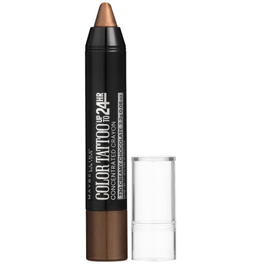 Maybelline Eye Studio Color Tattoo 24HR Concentrated Crayon - 730 Creamy Chocola
