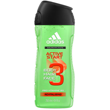 Adidas 3In1 Bodywash 250Ml