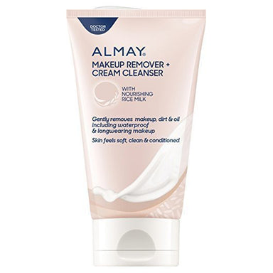 Almay Makeup Remover + Cream Cleanser, 4.5 fl oz.