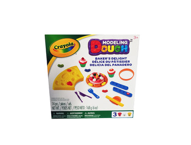 CRAYOLA - MODELING DOUGH - BAKERS DELIGHT