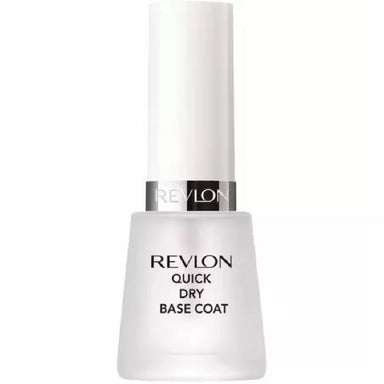 Revlon Quick Dry Base Coat Nail Care, 0.5 fl. oz.