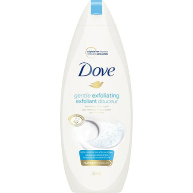 Body Wash - Dove Gentle Exfoliating Body Wash 354mL