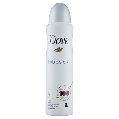 Deodorant - Dove Invisible Dry Moisturising Cream Deodorant, 150 Ml