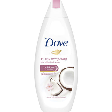 Dove Purely Pampering, Coconut Milk and Jasmine Body Wash 500 ml