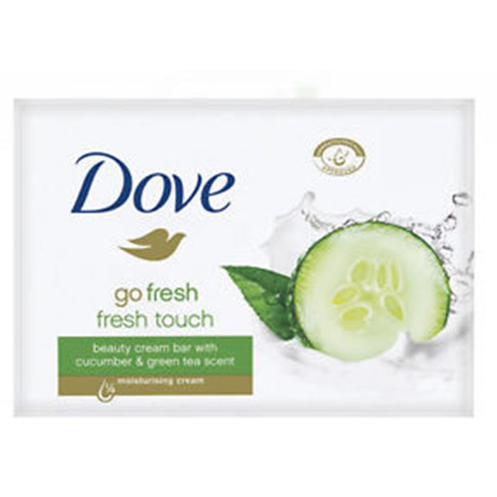 Dove Go Fresh Touch Beauty Cream Soap Bar Cucumber & Green Tea Scent
