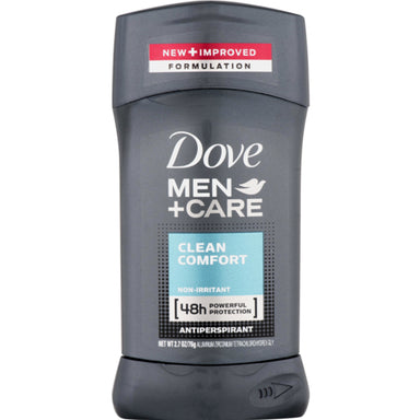 Dove Men+Care, Clean Comfort 48h Protection 76g