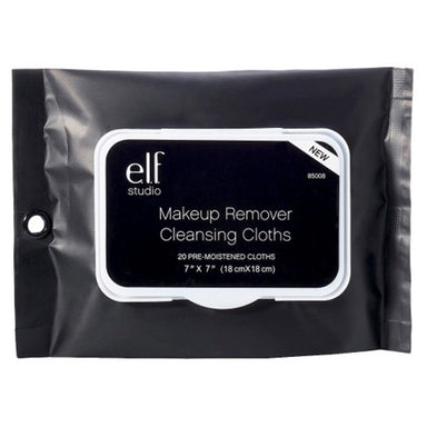 e.l.f Makeup Removing Cleansing Cloths 20-Count