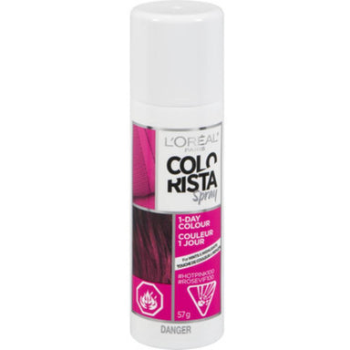 Hair Color - L'Oreal Paris Hair Color Colorista 1-Day Spray, Hotpink, 2 Ounce
