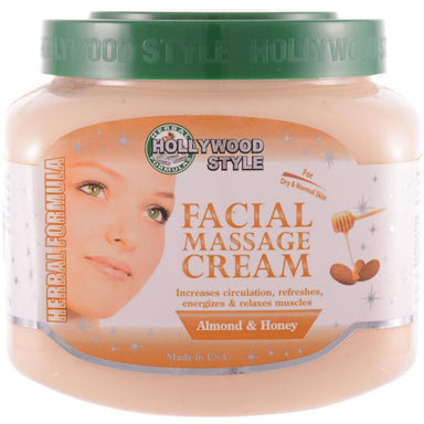 Hollywood Style Herbal Massage Cream 567g