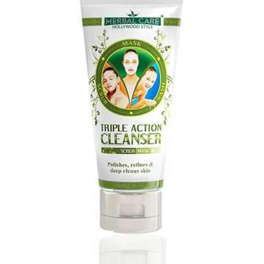 Hollywood Style Triple Action Cleanser, 5.3oz