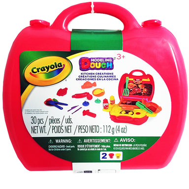 Crayola Dough Carry Case - Kitchen Creations