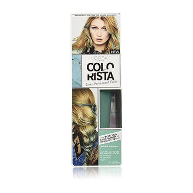 L'Oreal Colorista Semi Perm Colour, #AQUA700