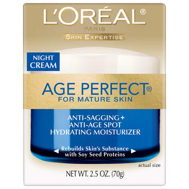 L'Oreal Paris Age Perfect For Mature Skin, 70g