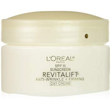 L'Oreal Paris Revitalift - Day Cream Anti-Wrinkle + Firming Spf18, 48g