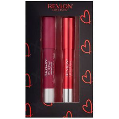 Revlon Limited Edition Collection Under The Mistletoe Passionate & Lacquer Matte Balm, Provacateur, 2.2 Ounce