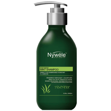 Nywele Moisturizing Tea Tree Shampoo, 16.9 oz