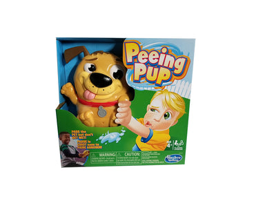 PEEING PUP - PASS THE PET BUT DON'T GET WET!