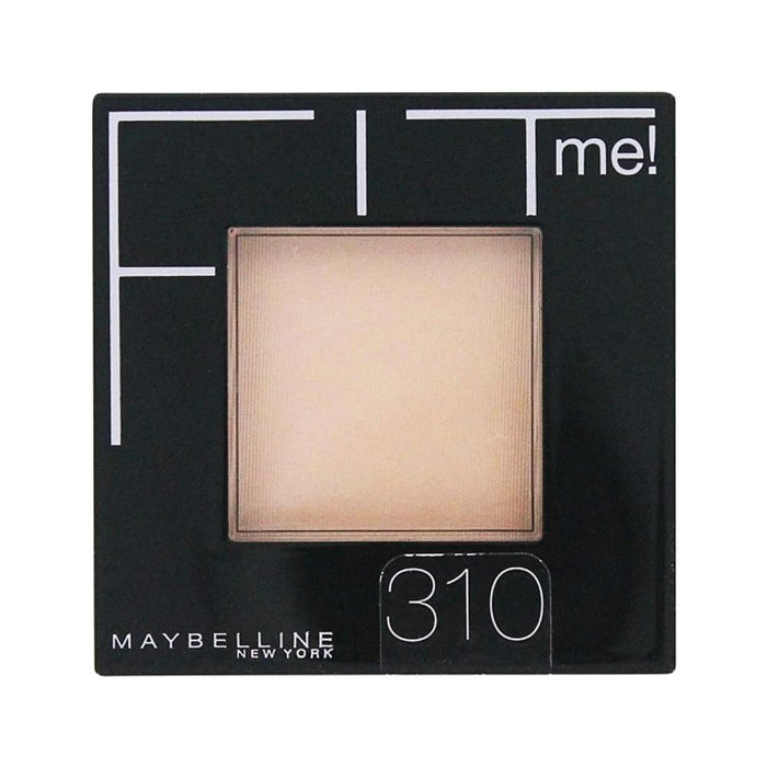 Pressed Powders - Maybelline Fit Me! Powder, Sun Biege 310