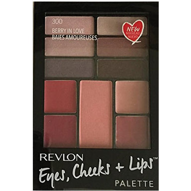 Revlon Eyes Cheeks + Lips Palette