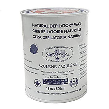 Spa Ronelle Natural Depilatory Wax 18 oz