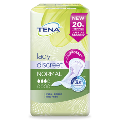 Tena Lady Pads, Normal, 12 Count
