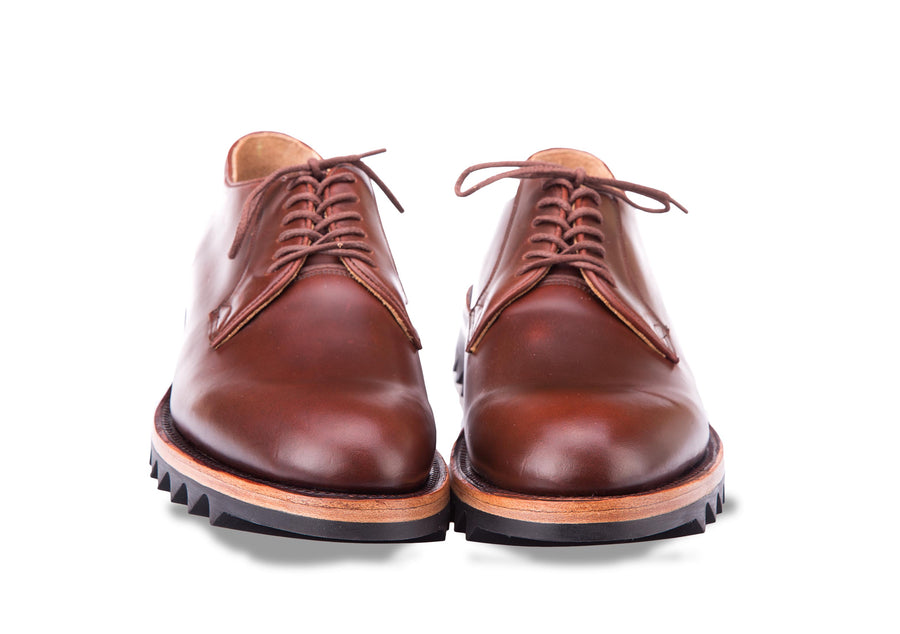 Yuketen Ripple Sole Derby