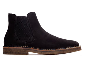 Astorflex Chelsea Boot Black