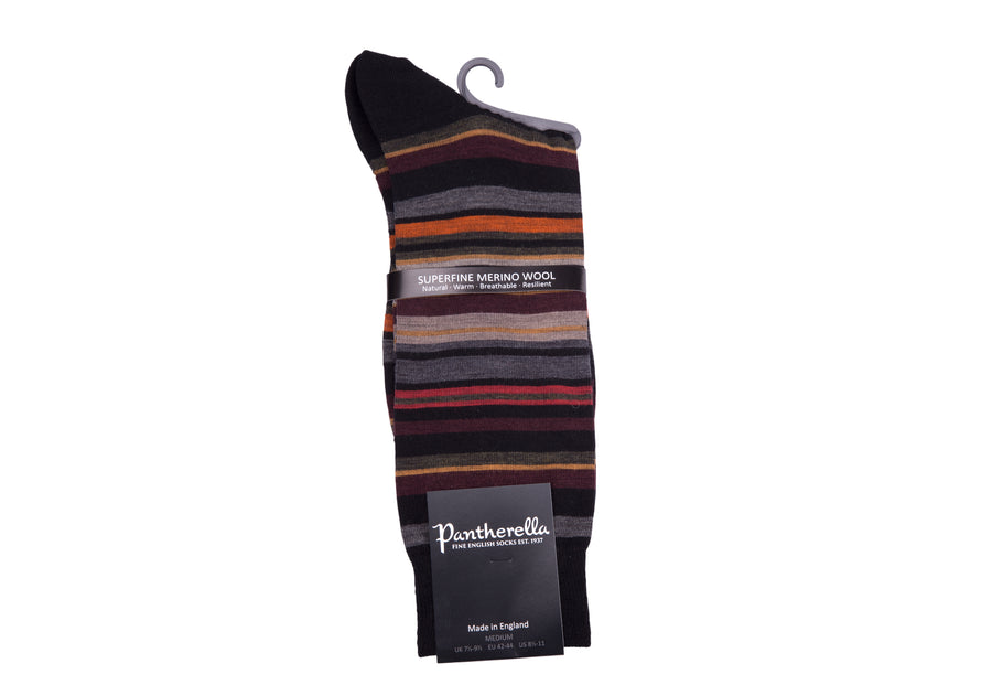 Pantherella Quakers Merino Wool