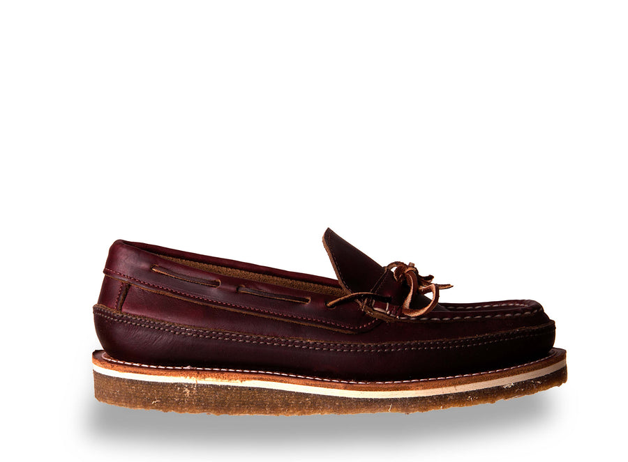 Russell Moccasin Saddle Moccasin