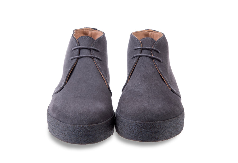 Sanders for Double Select Grey Playboy Chukka