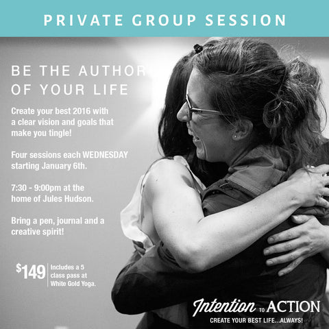 Intention to Action - PRIVATE GROUP