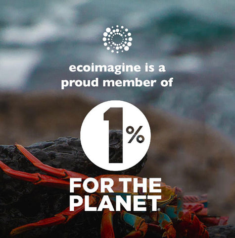 ecoimagine is a member of 1% for the planet